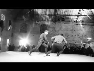 Репетиция боя Керем Бурсин Керемомания