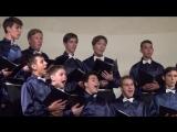 Образцовый коллектив хоровая студия мальчиков и юношей «Глория» г. Томск (Россия)