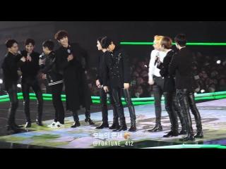 [FANCAM] 170121 Green Nature 2017 EXO Fan Festival @ EXO's Chen