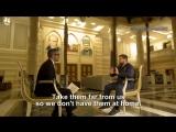 Кадыров - HBO о геях в Чечне: Это ерунда! У нас таких людей нет. Если есть, заберите в Канаду, подальше от нас