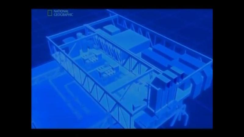 Секунды до катастрофы - Взрыв в Северном море.