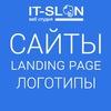 IT-SLON разработка сайтов +79154617099 WhatsApp