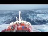 Вы когда-нибудь оказывались в открытом море во время шторма?