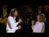 Barbra Streisand &amp Barry Gibb - Guilty (Live 1986)
