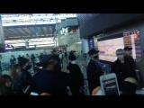 [VK][161219] MONSTA X Fancam @ Airport in Taipei (Taiwan)