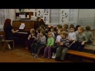 7.11.2016г.Урок музыки в школе развития