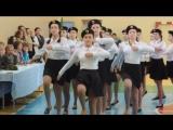 для ознакомления! Смотр строя и песни сборная школы девочек, МБОУ СОШ №11 2016