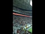 Büyük Beşiktaş Taraftarları-Fans of big Besiktas