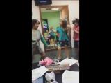 carinha de anjo | elenco infantil dançando