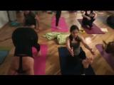 Isoul. Ashtanga yoga. Mysore class. Today. 8_00 A.M