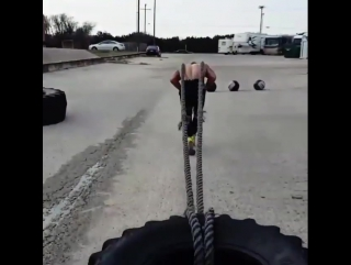Diamondcut_fitness / Rubber and Rope Work!