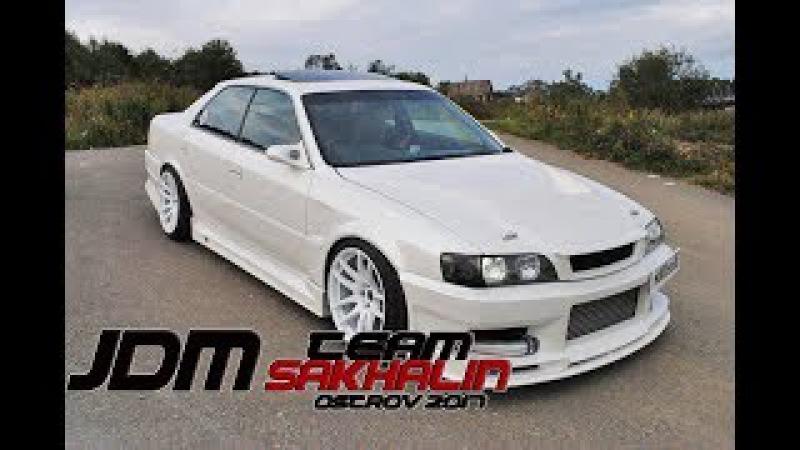 Убийца BMW - Toyota Chaser Tourer V JZX 100/Kazama