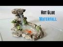 ♦ Hot Glue Waterfall Tutorial Update ♦
