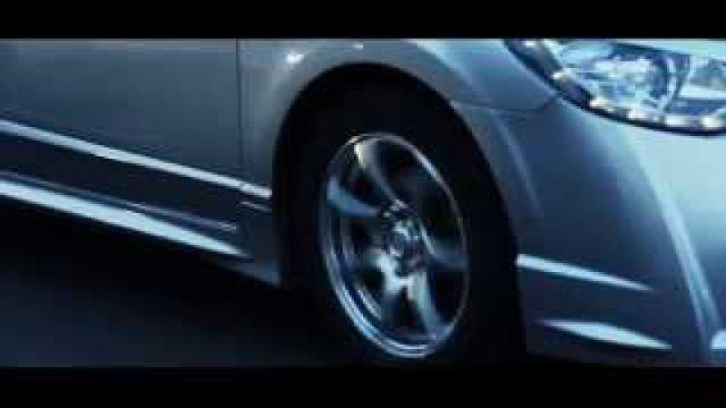 Honda Civic tuning Mugen RR