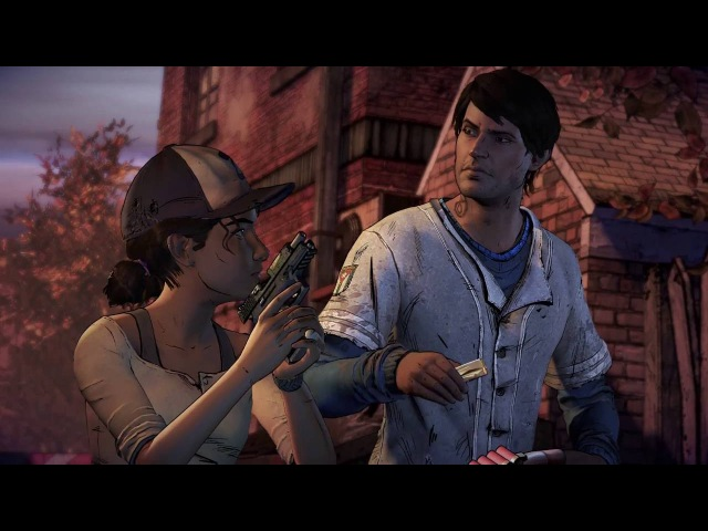 The Walking Dead - The Telltale Series - A New Frontier