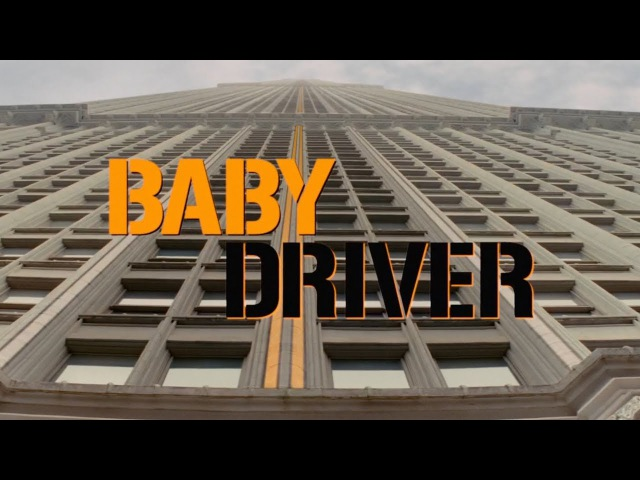 Baby Driver Coffee Run Scene Opening Titles