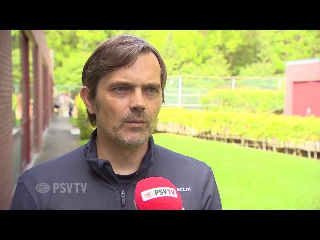 PSV wil in laatste wedstrijd van seizoen publiek vermaken