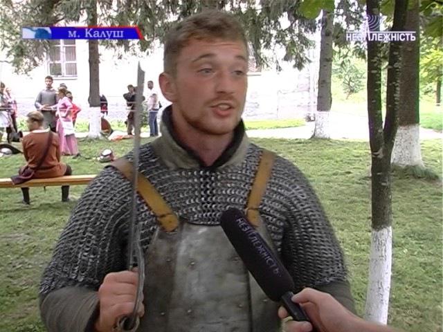 IV фестиваль середньовічної культури - Бастіон 2017