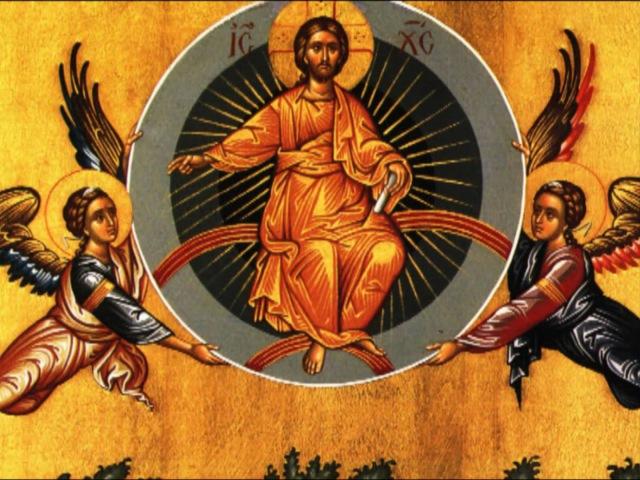 Χριστός Ανέστη π Γεώργιος Στάμος