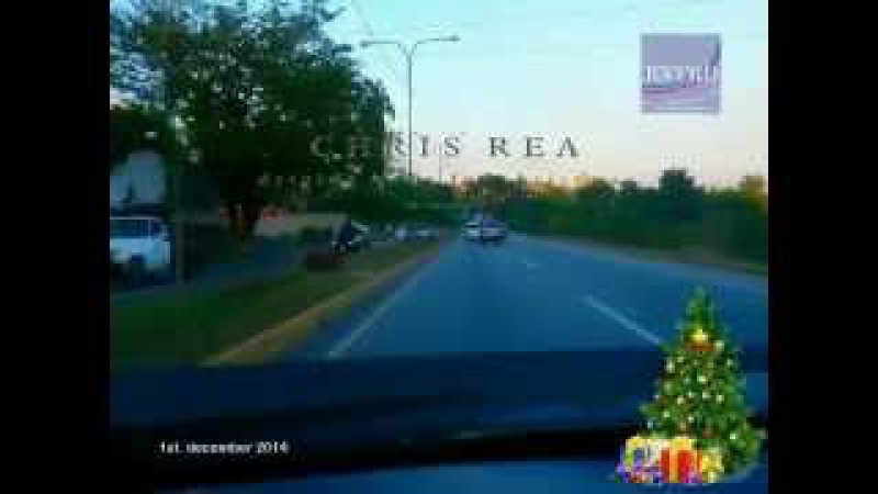 Chris Rea - Driving home for Christmas (video/audio edited remastered) HQ