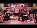 Super Funky Vol.3 Popping Judge Hugo (Mr. Smooth) Showcase