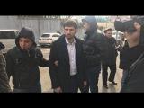 Срочно! В Москве арестован лидер дагестанских дальнобойщиков [05/04/2017]