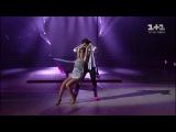 Надя Дорофва Женя Кот Румба - Танц з зрками