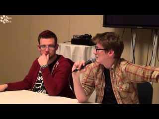 Gemucon 2013 - Q&A with TomSKA and Matt Lobster