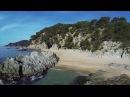 Пляжи и бухты в Льорет-де-Мар (Коста Брава): с нудистами и без