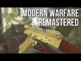 Modern Warfare Remastered Multiplayer Gameplay (MP5, Sniping, &amp Desert Eagle)