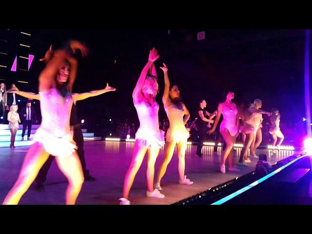 Dirty Dancing Victoire Loïc Nottet DALS Tournée Lyon 27/02 à 15h