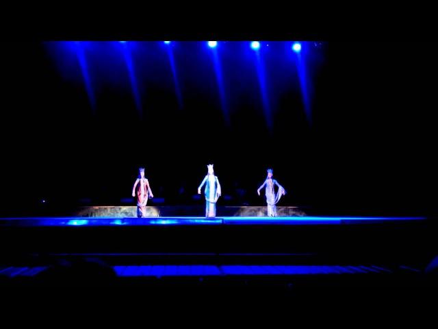 Национальный грузинский балет Сухишвили Самаия