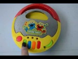 Видео обзоры игрушек - Музыкальный плеер