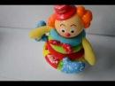 Видео обзоры игрушек - Пирамидка Веселый клоун