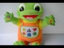 Видео обзоры игрушек - Музыкальная лягушка