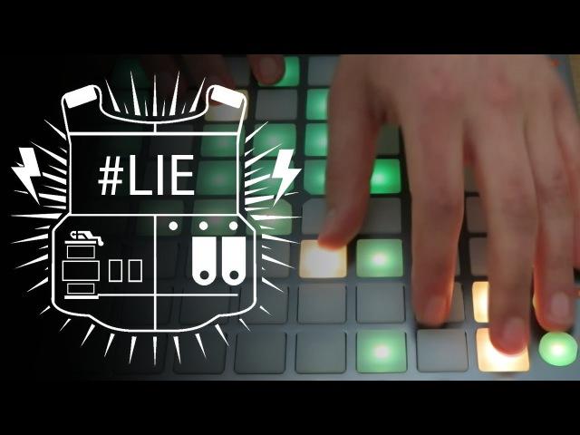 LIE (Live Launchpad Remix/Mashup)   BTS WINGS Solos - Jimin