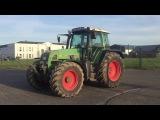 Traktor Fendt 712 Favorit Vario, 2000, FH, 8040h, 50kmh, Isobus, Wegberg, Germany