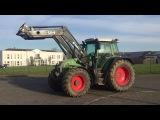Traktor Fendt 716 Favorit Vario, 2000, 9042h, FL, FZ, Wegberg, Germany