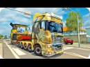 Scania 2000HP 10x8 Tuning ETS2 Euro Truck Simulator 2