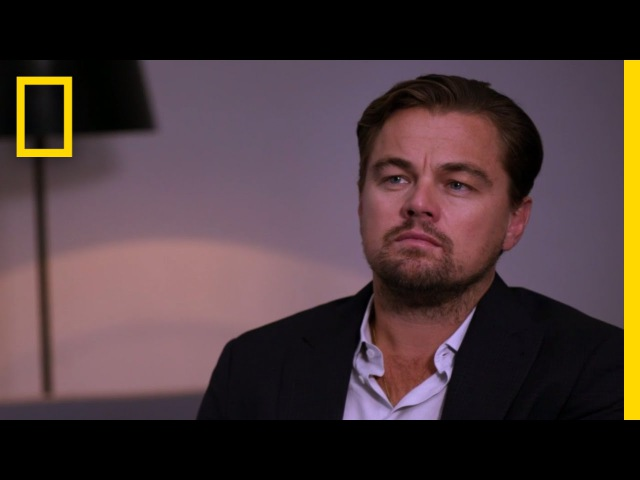 Titanic Video LeonardoDiCaprio Feeling the Effects of Climate Change | Before the Flood