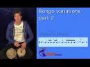 More bongo variations lesson by Michael de Miranda