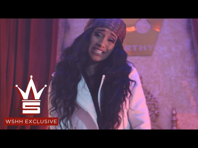 Red Café Cardi B - She A Bad One (Bad Bitch Alert) (Official Music Video 05.10.2016)