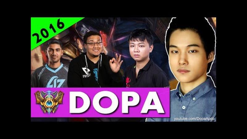 도파 Dopa Twisted Fate vs Jayce - Apdo, Snake Sofm vs CLG Aphromoo, Darshan - KR Challenger To RANK 1