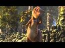 Прикольный Смешной Мультик про Маленького Динозавра