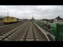 Cabinerit, Führerstandmitfahrt: Venlo - Kestert (Rechter Rheinstrecke) 4K UHD