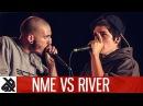 NME vs RIVER WBC Solo Battle 1/4 Final