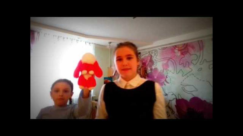 Челлендж-вопрос с моей сестрой Дашей Прикольное видео