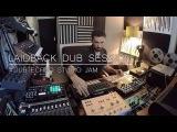 Laidback Dub session # DubTechno studio Jam (Tempest SpaceEcho Prophet6 Perfourmer Strymon..)