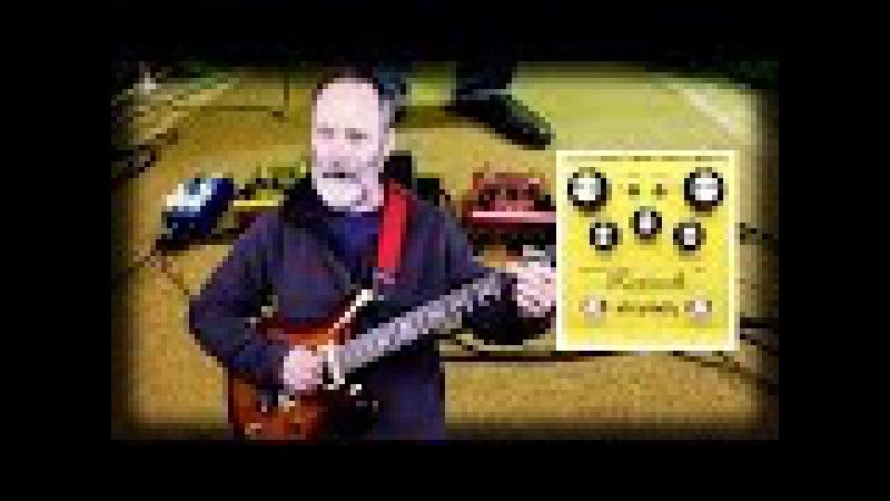 Ambient Guitar Effects Walkthrough Tutorial 3 PRS SE 277 Strymon Riverside DIG Neunaber Immerse смотреть онлайн без регистрации