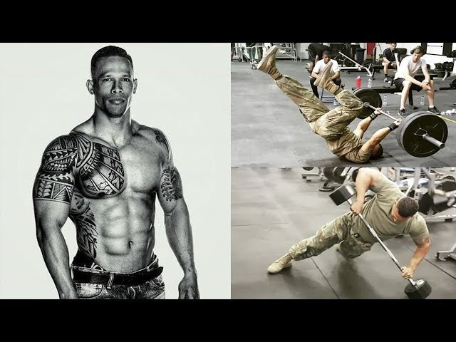 Невероятные тренировки супер - солдата
